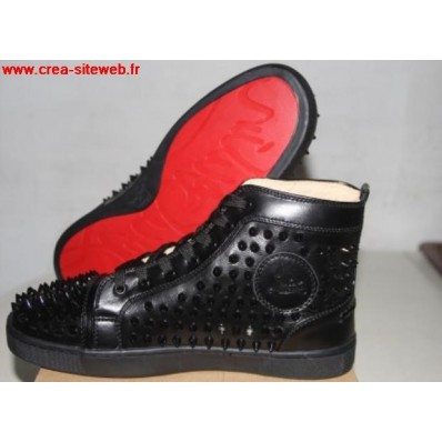 basket louboutin d'occasion