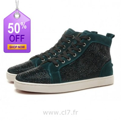 baskets louboutin homme pas cher