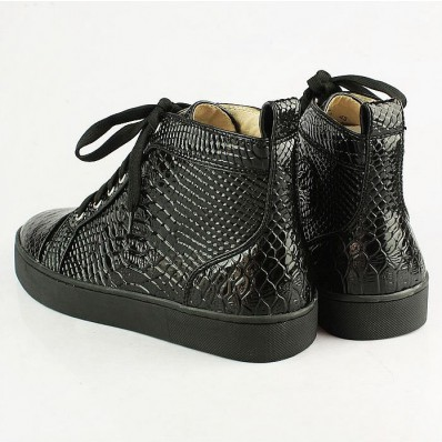 chaussure homme luxe louboutin