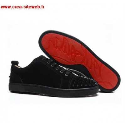 chaussure louboutin basse homme