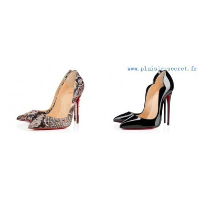 chaussure louboutin soldes