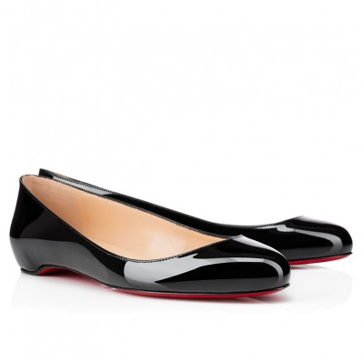 chaussure plate louboutin femme