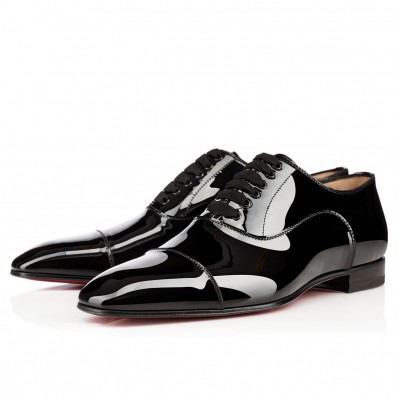 chaussure ville louboutin homme