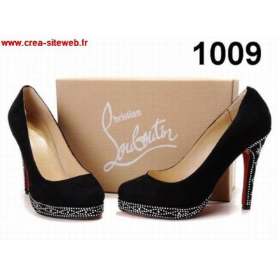 chaussures louboutin pas cher paypal