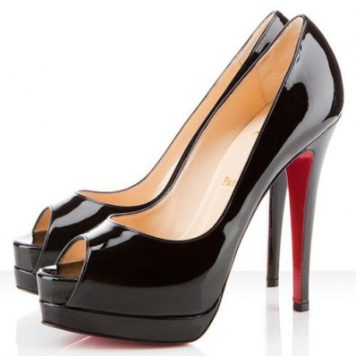 christian louboutin altadama 140mm toe escarpins black