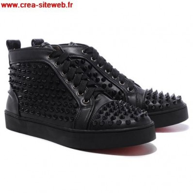 christian louboutin chaussures homme