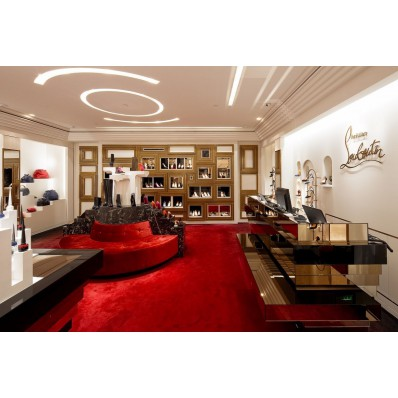 christian louboutin le printemps de la mode paris