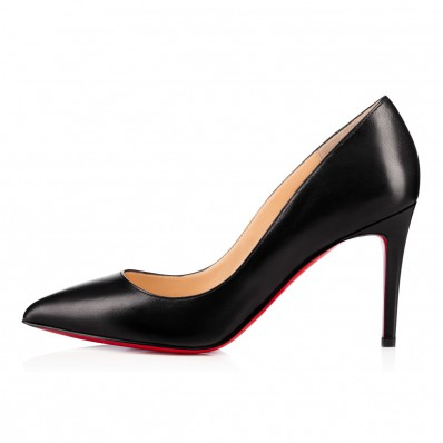 christian louboutin pigalle 85 black
