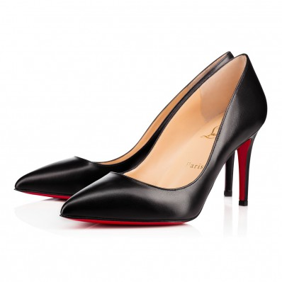christian louboutin pigalle 85 black patent