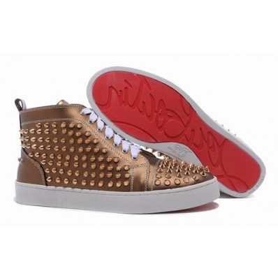 comment taille les sneakers louboutin homme