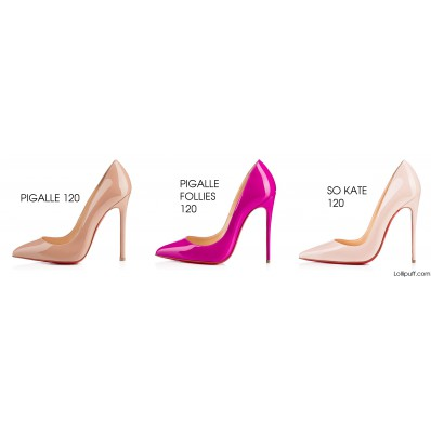 difference between louboutin pigalle and so kate