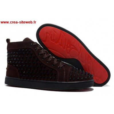 louboutin basket imitation