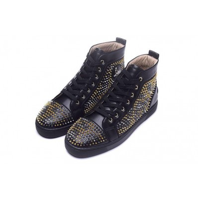 louboutin chaussures homme pas cher