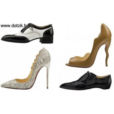 louboutin chaussures nouvelle collection