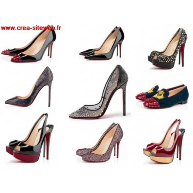 louboutin femme collection hiver 2015