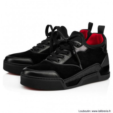 louboutin homme chaussures basket