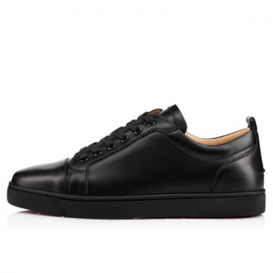 louboutin homme cuir