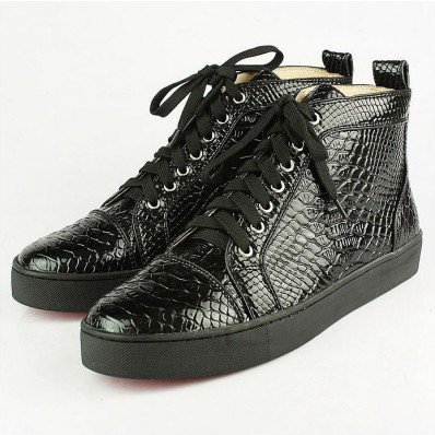 louboutin homme discount