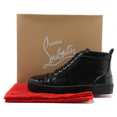 louboutin homme ecaille