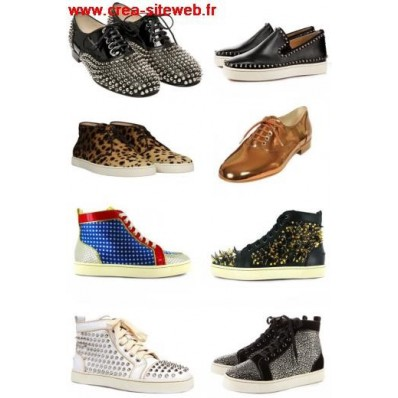 louboutin homme nouvelle collection