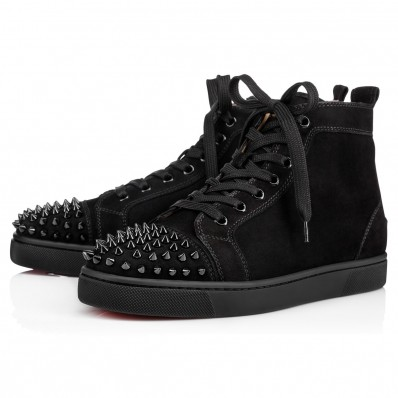 louboutin homme sneakers
