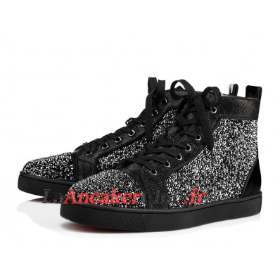 louboutin homme sneakers pas cher