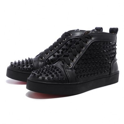 louboutin homme soldes