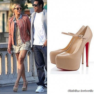 louboutin lady daf mary jane