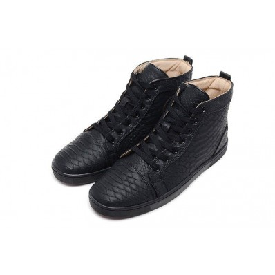 louboutin moins cher homme