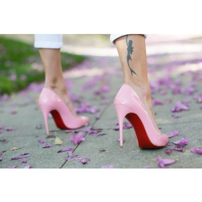 louboutin pigalle 100 pink