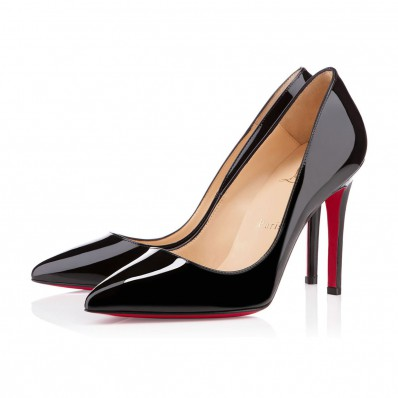 louboutin pigalle black patent