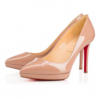louboutin pigalle plateforme