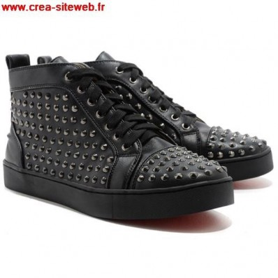 louboutin prix chaussures homme