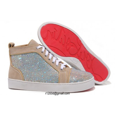 louboutin sneakers pas cher femme
