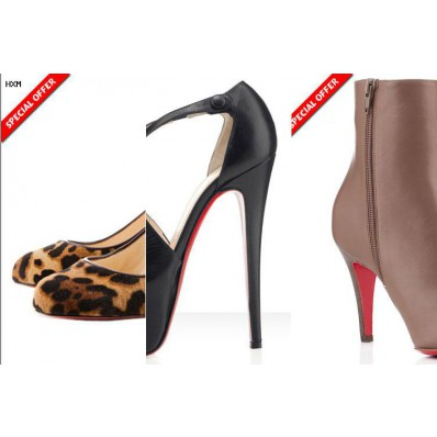 points de vente louboutin