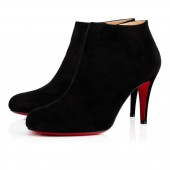 bottines talon louboutin