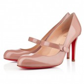 christian louboutin mary jane wallis