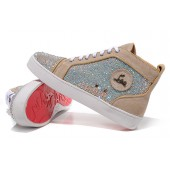 louboutin chaussures femme basket
