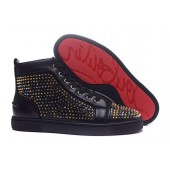 louboutin homme chaussures rouge