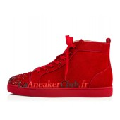 louboutin homme pas cher rouge