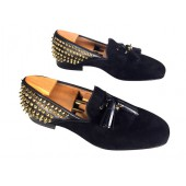 mocassin homme louboutin occasion