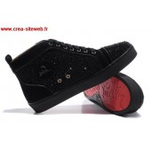 sneakers louboutin pour femme