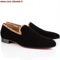 chaussures louboutin homme mocassin