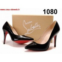 louboutin prix chaussures femme