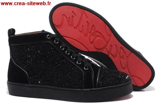 basket louboutin homme chine