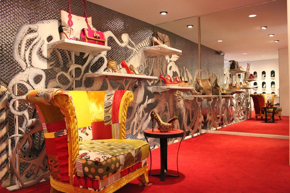 boutique louboutin paris st honoré