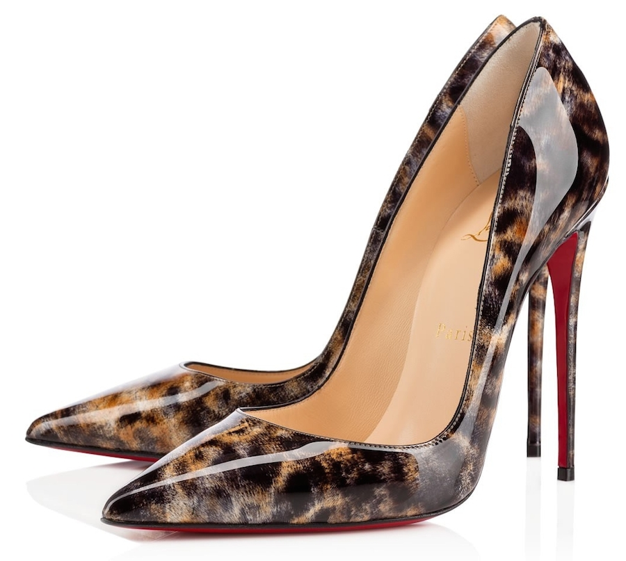 chaussure femme louboutin moins cher