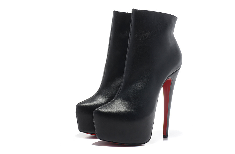 chaussures louboutin bottines