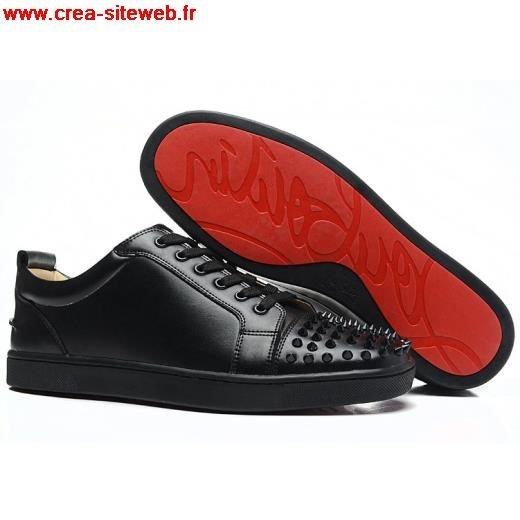 chaussures louboutin homme basse