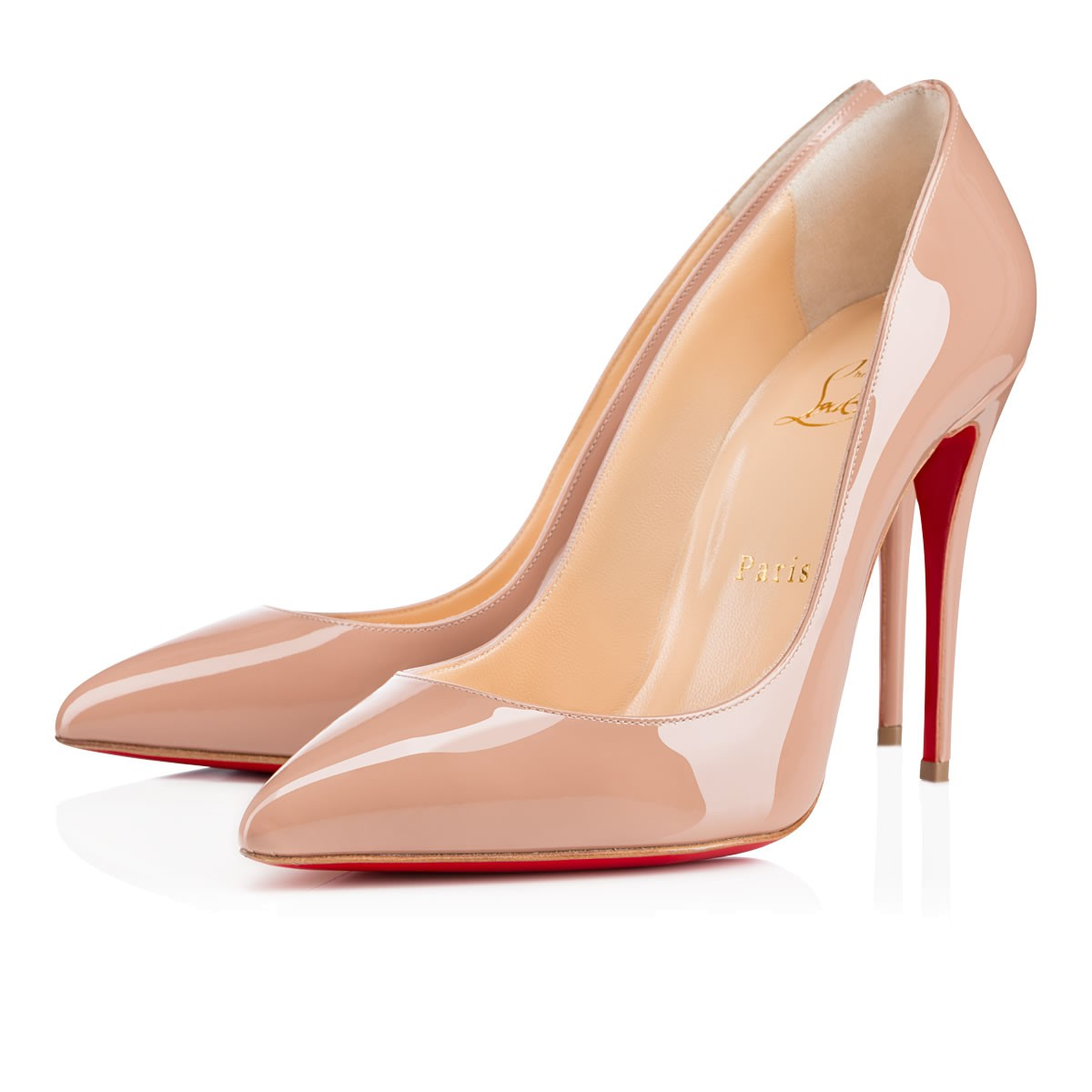 christian louboutin pigalle follies patent